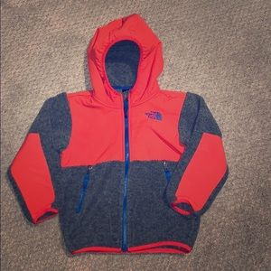 Toddler The North Face Denali Jacket w hoodie